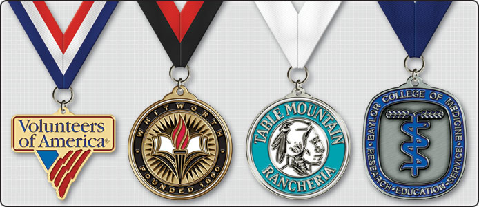Medals Custom Made